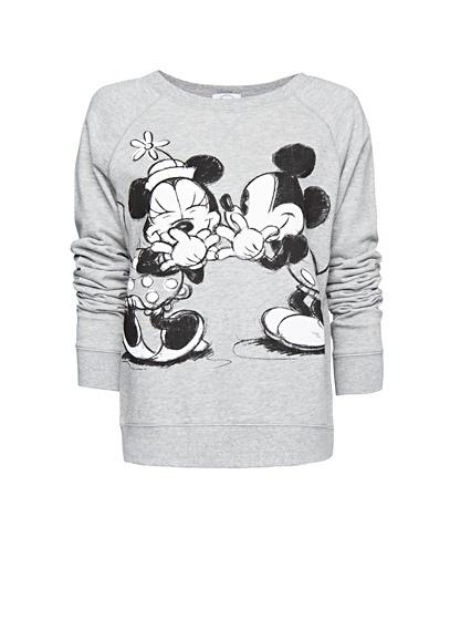 MANGO - Disney-Sweatshirt