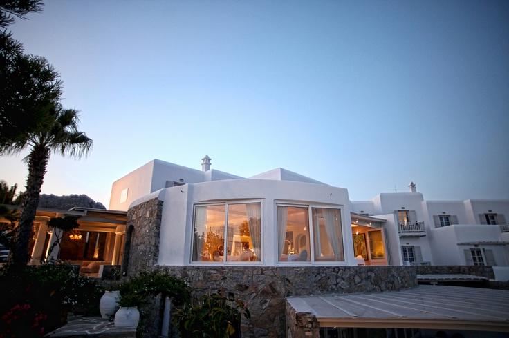 Palladium Hotel, Mykonos, Greece