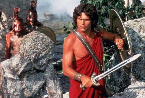 theactioneer: Harry Hamlin Clash of the Titans (1981)