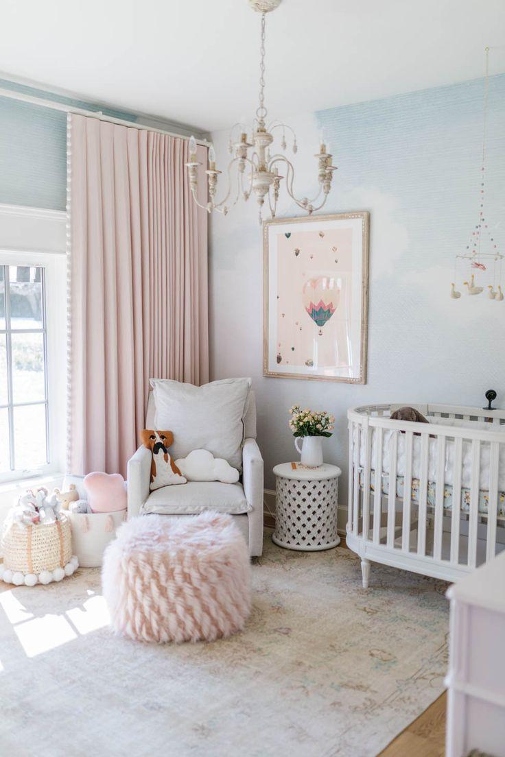 Home Tour Series Annies Dreamy Nursery Jillian Harris Girl Room Baby