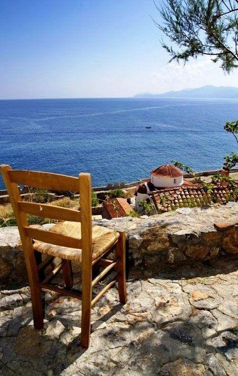 ♔ Monemvasia ~ Laconia ~ Greece