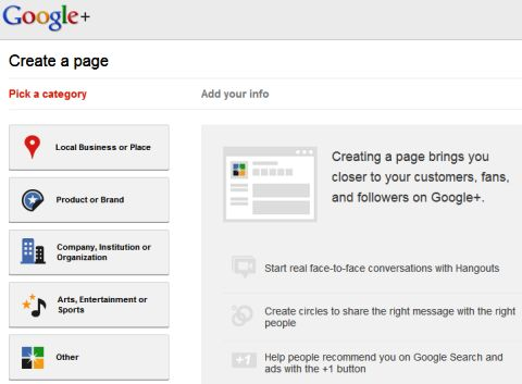 Google+ Business Pages: Follow these steps to set up your company page on Google+ and check out these examples of other businesses on Google+.