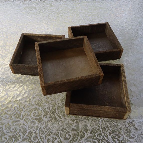 I have an odd thing for trays.  I would love a solid dark wood tray for my ottoman.