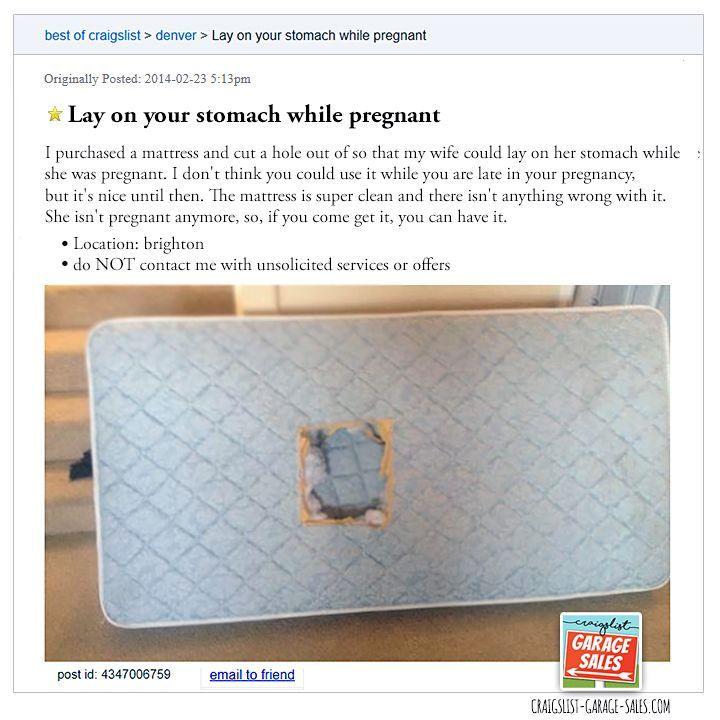 23 Funny And W.T.F. Craigslist Ads | Funny craigslist ads