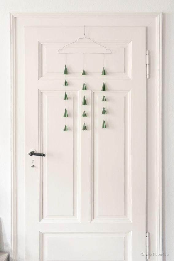 Raumfee: mobiler Weihnachtsbaum.   – NOEL RECUP