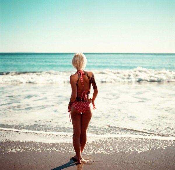 the ideal girlInk Girls, Inspiration Photography, Portraits Photography, Beach, Tattoo, Ocean View, Alyshanett, Cameron Rad, Alysha Nett