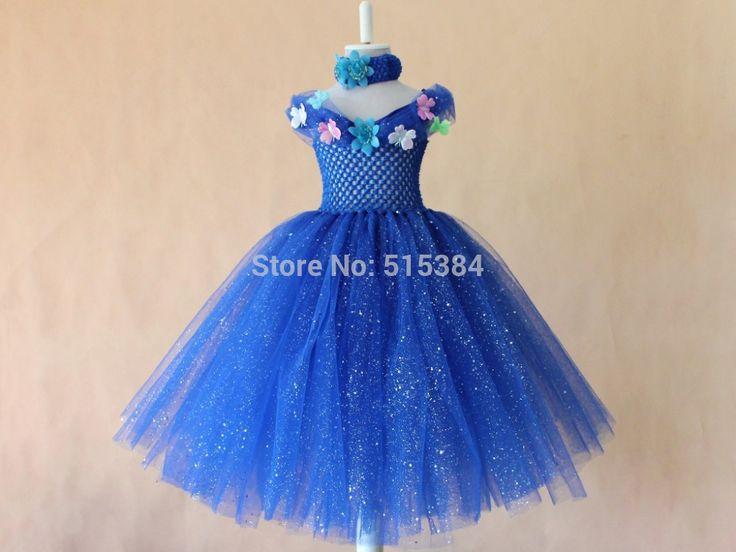$15.00 (Buy here: https://alitems.com/g/1e8d114494ebda23ff8b16525dc3e8/?i=5&ulp=https%3A%2F%2Fwww.aliexpress.com%2Fitem%2F2015-girls-cinderella-costume-dress-girl-suspender-dress-catimini-sparkling-royal-blue-maxi-cinderella-dress-with%2F32322181796.html ) 2015 girls cinderella costume dress girl suspender dress catimini sparkling royal blue maxi cinderella dress with headband for just $15.00