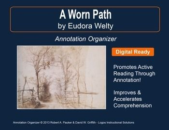 a grandmothers love in a worn path y eudora welty A worn path by eudora welty, is the tale of the unstoppable love and care of a  grandmother for her grandchild it tells a story of sheer determination as phoenix .