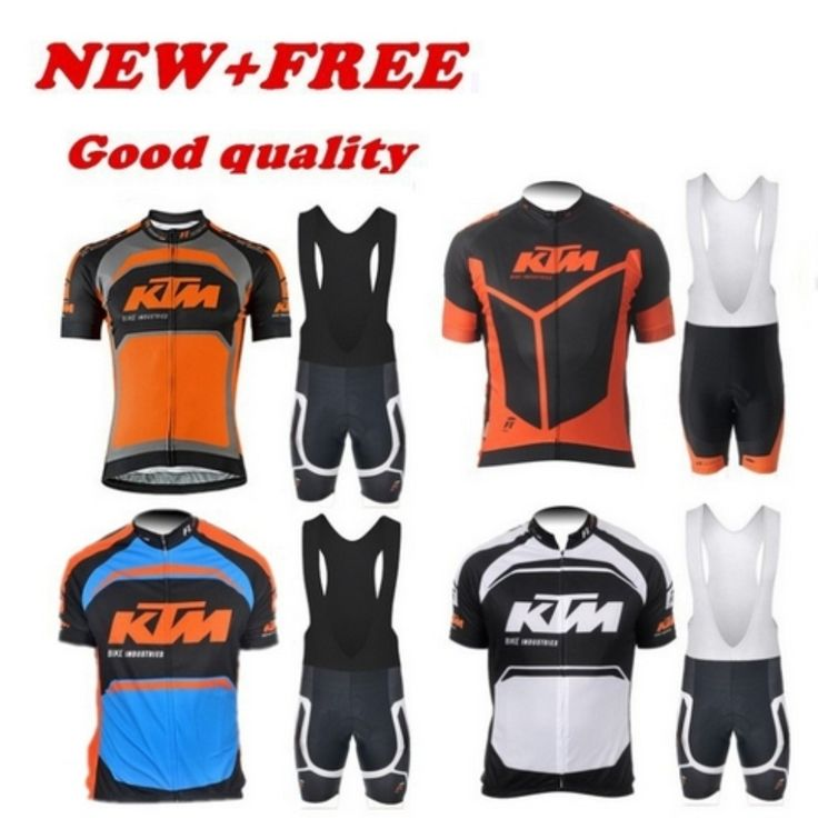 29.00$  Buy here - http://ali509.shopchina.info/1/go.php?t=32734292437 - 2015 KTM cycling jersey set roupas de ciclismo bicycle cycling clothing Breathable men's sportwear mtb hot for free shipping 29.00$ #buyonline