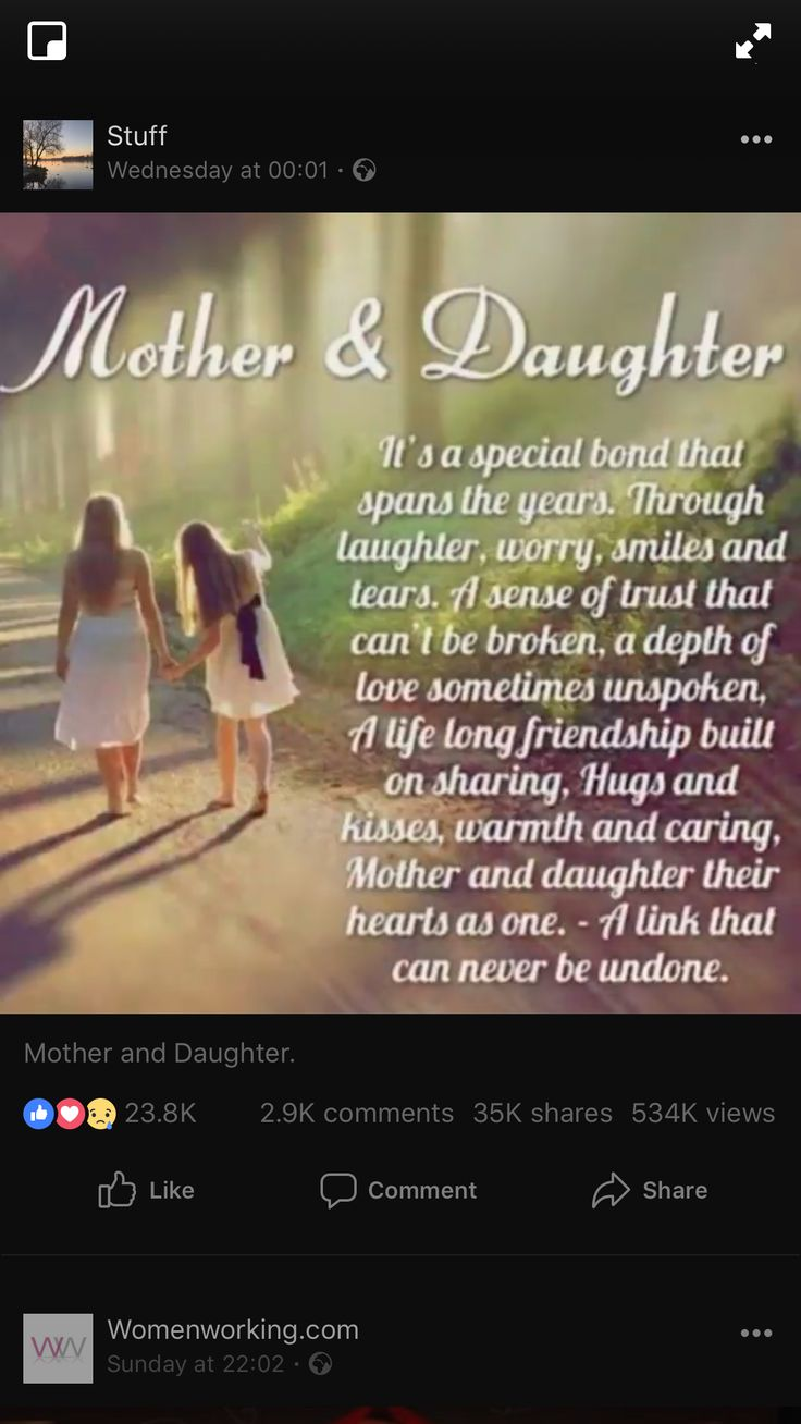 For my daughter-Life's MOST precious gift xoxo