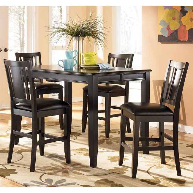 Carlyle Counter Height Dining Room Set
