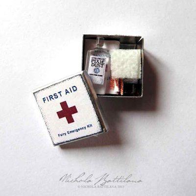 First Aid Kit for Fairy Emergencies - Nichola Battilana