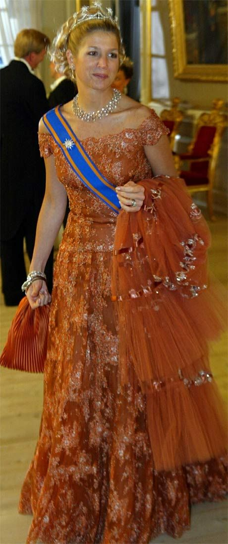 HM Queen Maxima of the Neatherlands