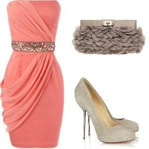 <3Coral, Fashion, Summer Wedding, Style, Dresses Outfit, Bridesmaid, Dates Night, The Dresses, Wedding Outfit