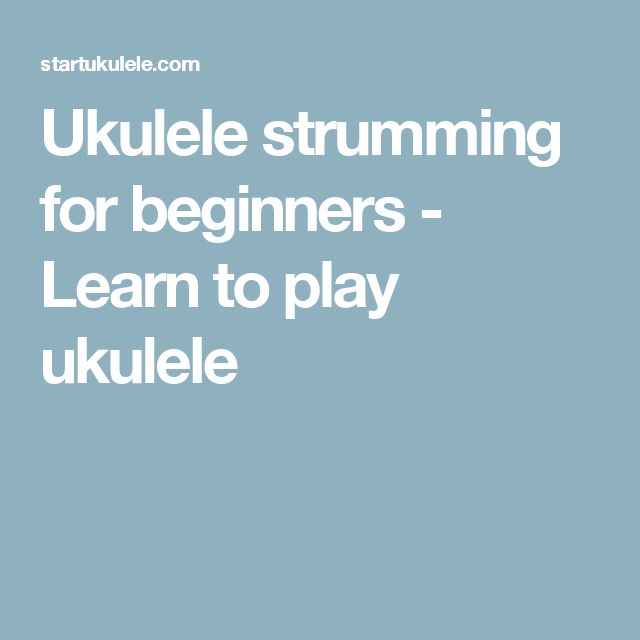 The Hardest Ukulele Chord (and an Easy Way to Play It ...