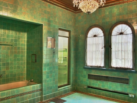 Master Bathroom History bitar mansion bathroom - portland, or | houses | pinterest