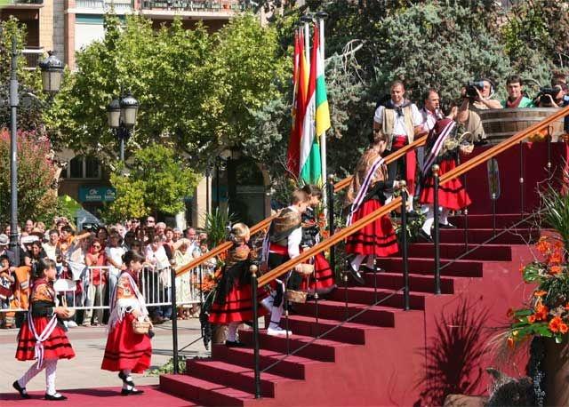Rioja Wine Harvest Festival