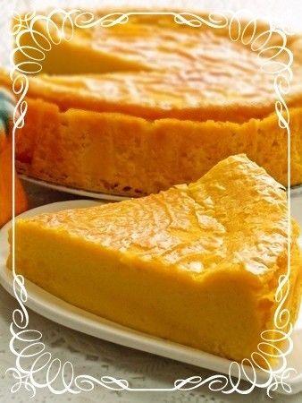 ✿かぼちゃのチーズケーキ✿ by レアレアチーズ [クックパッド] 簡単おいしいみんなのレシピが219万品