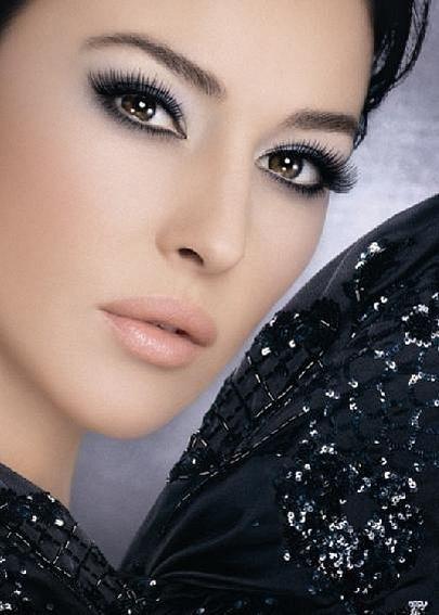 Monica Belluci- Beautiful eyes