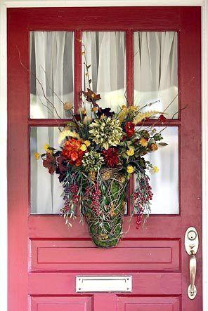 love a red door