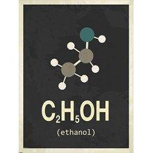 Molekyle Etanol 50x70 fra Incado
