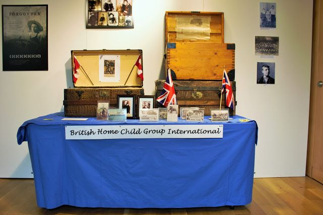 YOURK NEWS AND EVENTS: British Home Children connected to Newmarket House...