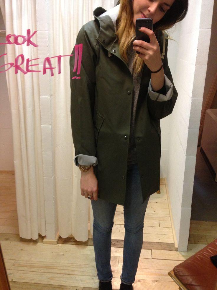 Elka raincoats  more colors!! #coats #jackets #rain