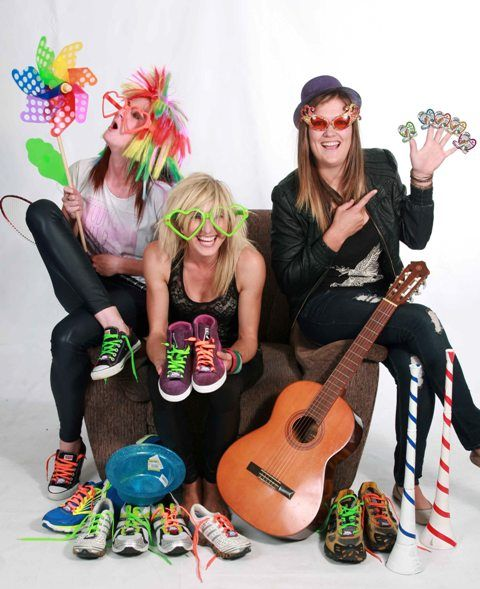 Saarkie Band went crazy to ensure South Africa knows they are supporting the best fundraising project Tekkie Tax day http://www.tekkietax.co.za/