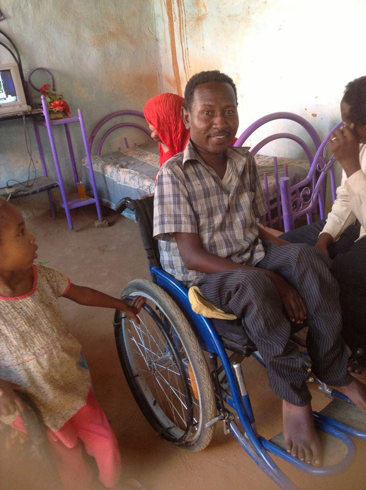 We met Gandi Jelly, a 22 year old who lives in Dar El Salaam where ...