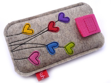 lovely phone bag