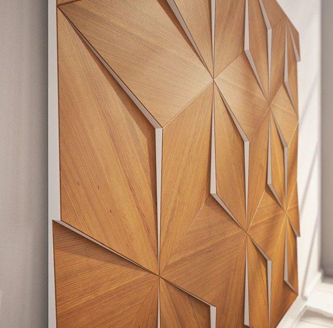 HappyModern.RU   60  видов стеновых панелей для внутренней отделки: формы, текстуры, материалы   http://happymodern.ru