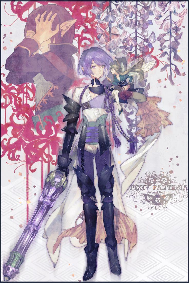 Nishihara Isao; Pixiv Fantasia: Sword Regalia