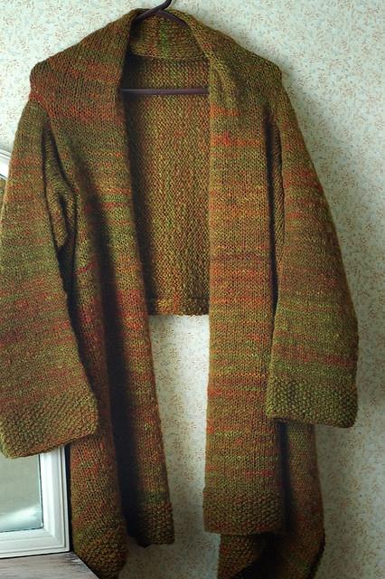 Farb-und Stilberatung mit www.farben-reich.com - Sweater wrap