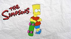 Como Dibujar Con Simpsons el Barto Caricaturas Lápiz Paso A Paso Fáciles - dibujos para niños - YouTube