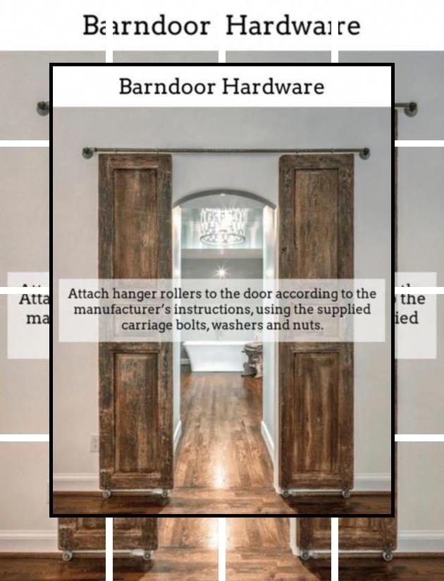 Barn Door Track Cheap Sliding Barn Door Hardware 4 Ft Barn Door Hardware Kit Custom Interior Doors Wood Doors Interior Sliding Glass Doors Patio