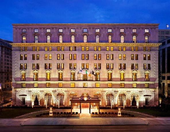 Hotel Deal Checker The St Regis Washington D C
