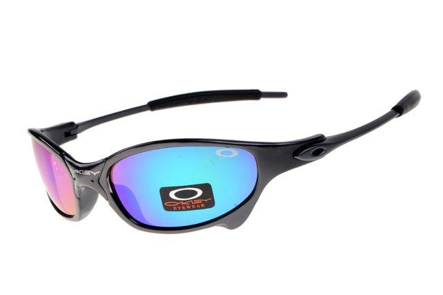 Oakley Juliet Black Frame Rainbow Lens 2010