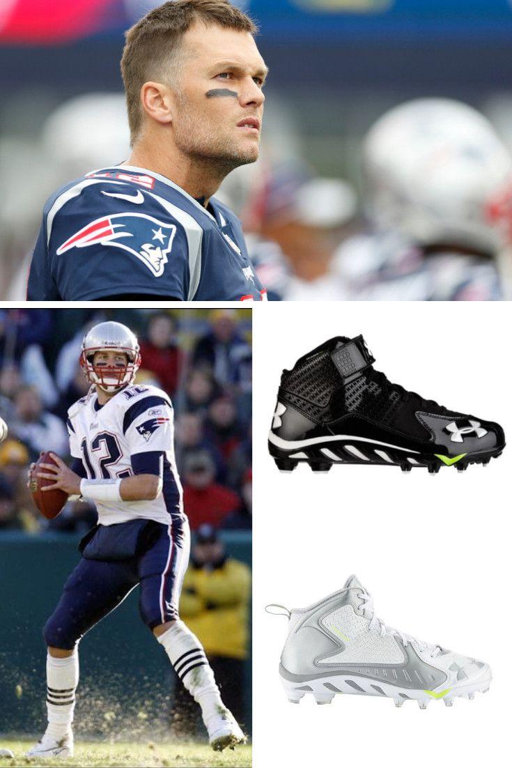 Tom Brady Under Armour UA Spine Fierce