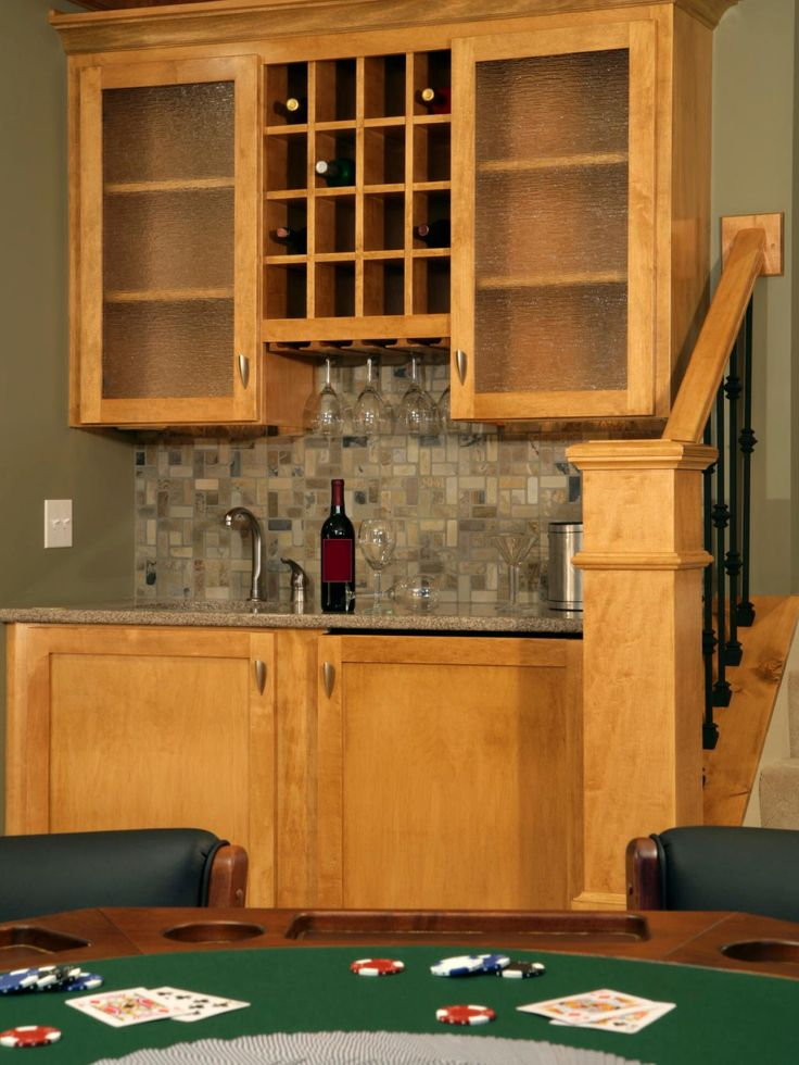 105 Best Dry Amp Wet Bar Design Ideas Images On Pinterest