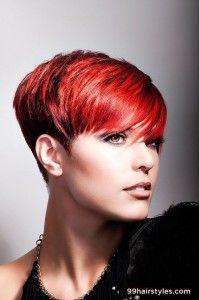 Kurzhaarfrisuren Rote Haare | siskagynarenata site