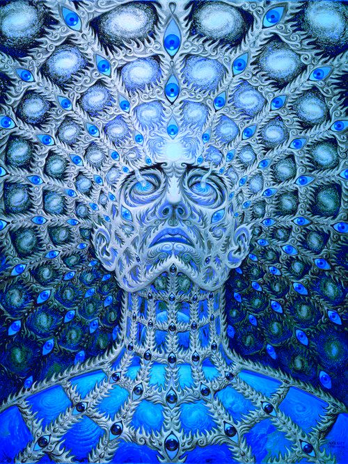 alex grey art - Google Search
