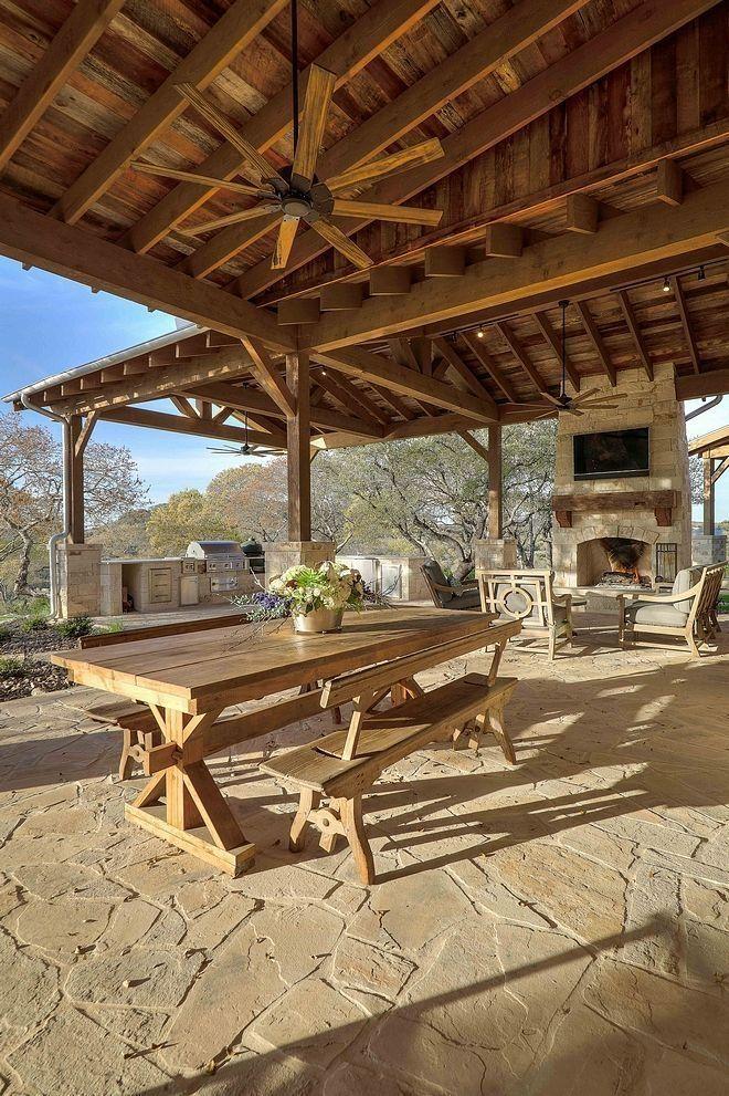 44 Beautiful Farmhouse Kitchen Table Design Ideas ...