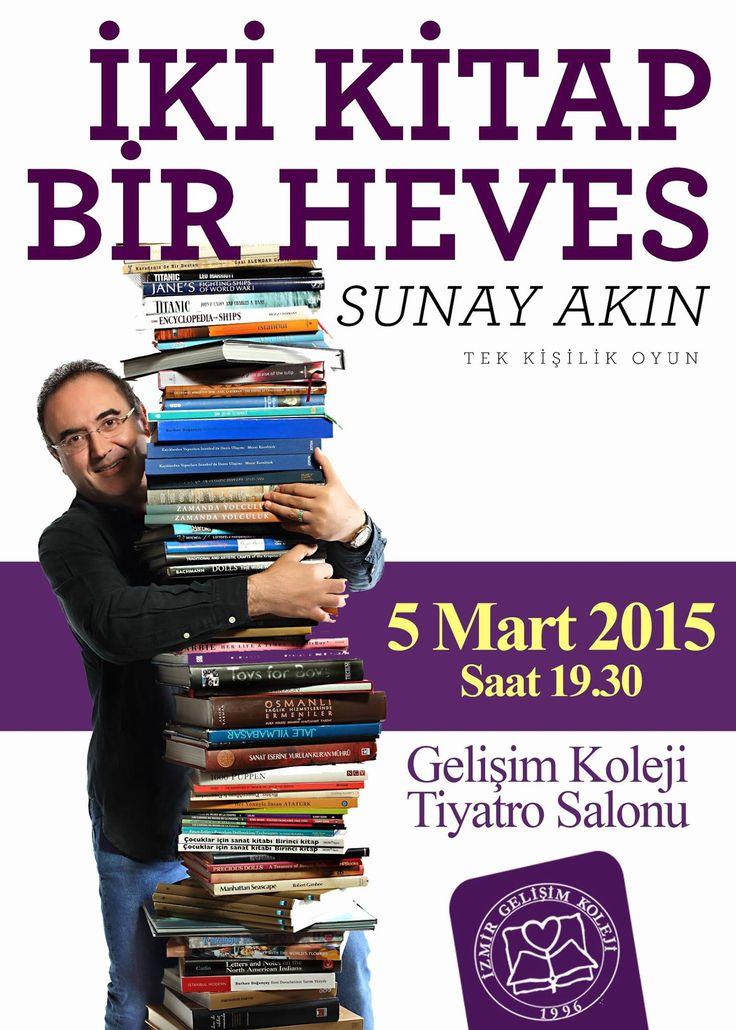 """Türk Dili ve Edebiyatı Bölümü olarak öğrencilerimizi farklı türde kitaplar ve onların yazarlarıyla tanıştırıyor, hayal dünyalarına yeni ufuklar açıyor, edebiyatın rengârenk koridorlarında gezdiriyoruz. """"Edebiyat Söyleşileri"""" kapsamında bu yıl tarihle edebiyatı harmanlayıp önümüze bambaşka dünyalar seren, hem kalemi hem hitabeti güçlü olan aynı zamanda 12. sınıf Türk Edebiyatı dersinin müfredatında yer"""