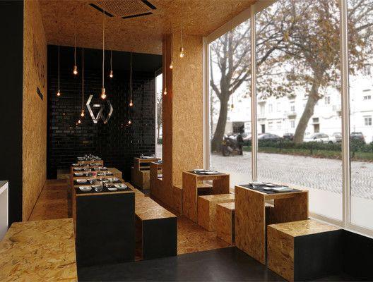 Wasabi Sushi Bar,© Joana Torre do Valle