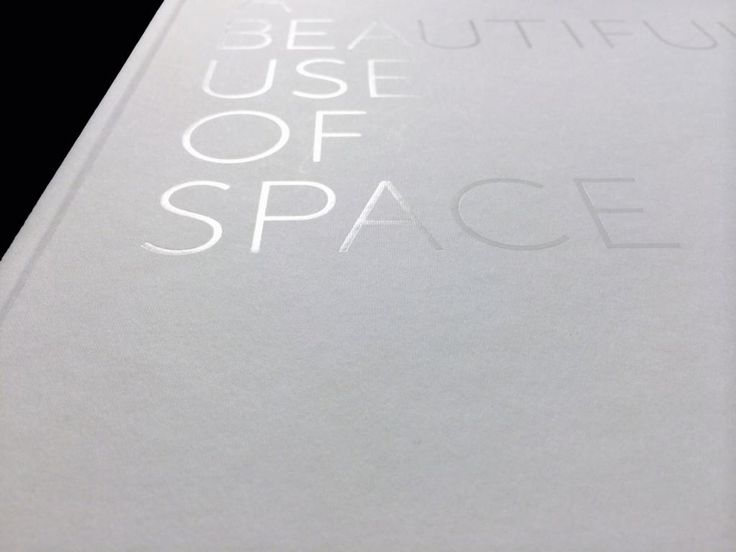 Clear foils to colour plan embossing with multiple debossing was used to give this book a great finish!