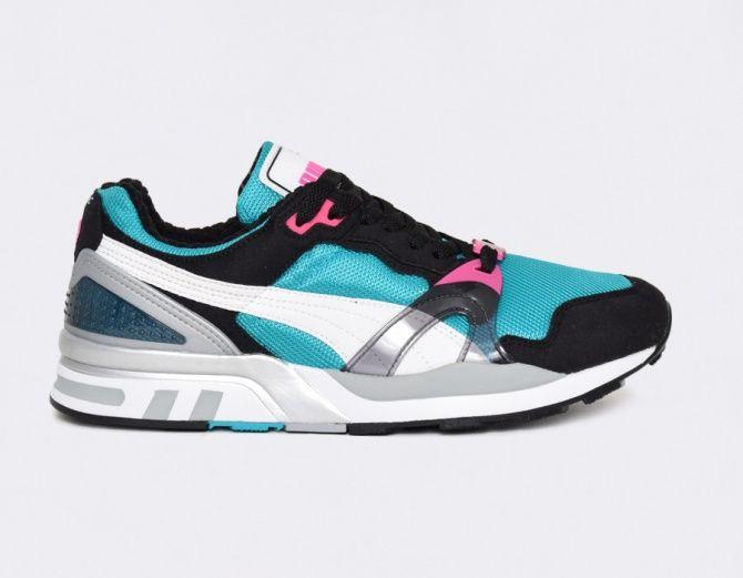 #Puma Trinomic XT2 Plus Teal/Black #sneakers