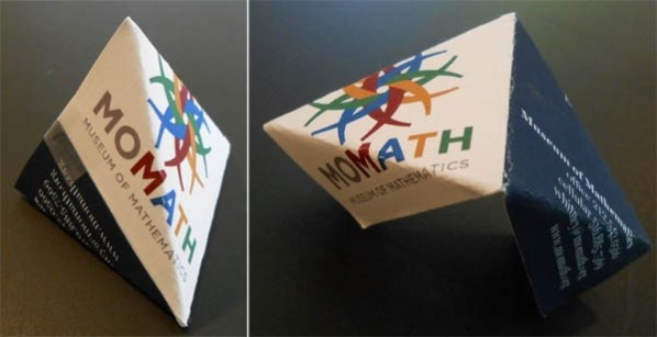 Math Monday: Business Cards II