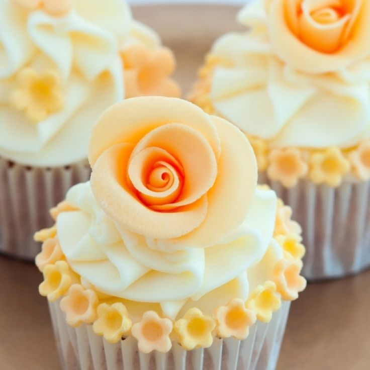 A recipe for a zesty orange flavored frosting.