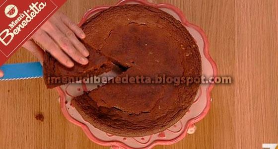 Torta Cioccolato e Ricotta di Antonia di Benedetta Parodi