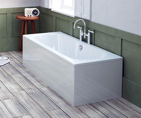 Coates Straight Bath 1600 x 700mm - M_1046_1600 scene square medium